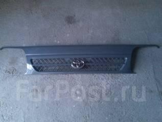 Решетка радиатора. Toyota Hiace, LH172K Двигатель 5L