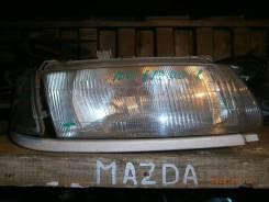 Планка под фары. Mazda Familia, BHALP