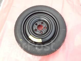 Запаска (банан) T135/80D15 Nissan Juke, YF15. 4x15 5x114.30 ЦО 66,0мм.