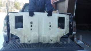 Защита двигателя железная. Toyota Tundra Двигатели: 3URFBE, 3URFE, 3UR