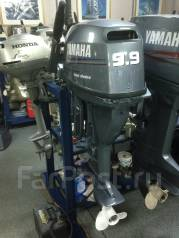 Yamaha. 4х тактный, бензин, нога L (508 мм), Год: 2005 год