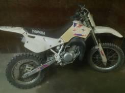 Yamaha YZ 80. 80 куб. см., исправен, без птс, без пробега
