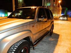 Дверь багажника. Jeep Liberty