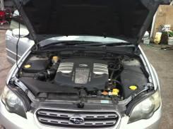 Радиатор охлаждения двигателя. Subaru Outback, BP9, BP, BPE