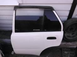 Дверь боковая. Toyota Starlet, EP82 Двигатель 4EFE