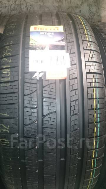 Pirelli Scorpion Verde All Season. Летние, без износа