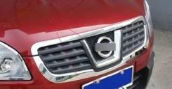 Молдинг решетки радиатора. Nissan Qashqai. Под заказ