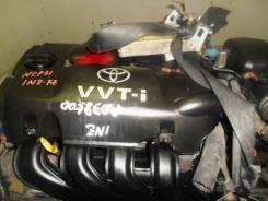 Двигатель в сборе. Toyota bB, NCP31 Двигатель 1NZFE. Под заказ