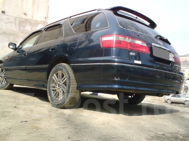 Порог пластиковый. Toyota Camry Gracia, MCV21, MCV21W, MCV25, MCV25W, SXV20, SXV20W, SXV25, SXV25W Двигатели: 2MZFE, 5SFE