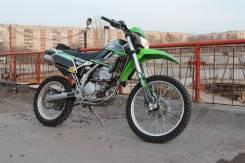 Kawasaki KLX 250S. 250 куб. см., исправен, птс, с пробегом