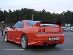 Губа. Nissan Skyline, ENR33, ER33, ECR33, BCNR33, HR33