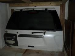 Дверь багажника. Nissan Terrano, TR50 Двигатель ZD30DDTI