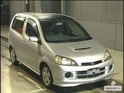 Бампер. Daihatsu YRV, M211G, M200G, M201G Двигатели: K3VE, K3VET, EJVE