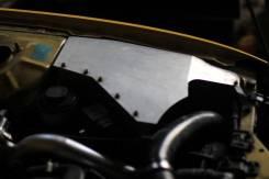Тепловой экран турбины. Nissan Silvia, S15 Двигатели: SR20D, SR20DE, SR20DT