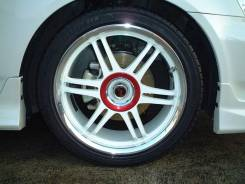 Sparco. 7.0/7.5x17, 5x114.30, ET45/45, ЦО 73,0 мм.