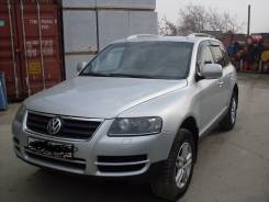 Volkswagen Touareg. 2006 ПТС