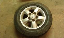 Колесо Land Cruiser на резине Bridgestone Dueler. x18 5x150.00 ET-40