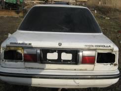 Крышка багажника. Toyota Corolla, AE91 Двигатель 5AFE