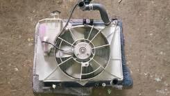 Радиатор охлаждения двигателя. Toyota Probox, NCP58 Двигатель 1NZFE