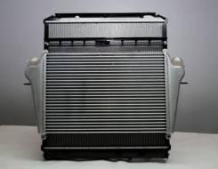 Радиатор охлаждения двигателя. Isuzu NPR Isuzu NQR Isuzu Elf. Под заказ