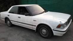 Toyota Crown. 131, 1GGZE