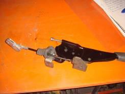 Ручка ручника. Chevrolet Lanos
