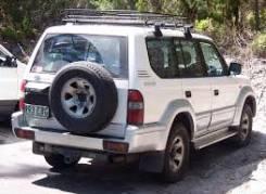 Стоп-сигнал. Toyota Land Cruiser Prado, KDJ95