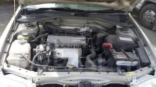 Патрубок радиатора. Toyota Corona Premio, ST215 Двигатель 3SFE