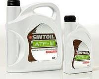 Sintoil. Вязкость Dexron III, полусинтетическое