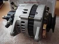 Генератор. Isuzu Bighorn Двигатели: 4JB1T, 4JB1, 4JB1T 4JB1