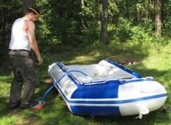Насос лягушка 6011BL 5л для лодок! Распродажа ПО Оптовой ЦЕНЕ!