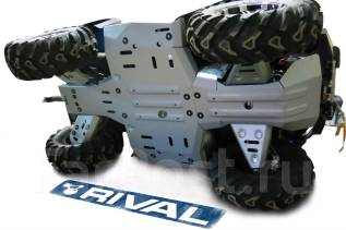 Защита днища для ATV cf moto x6