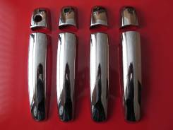 Накладка на ручки дверей. Suzuki Swift