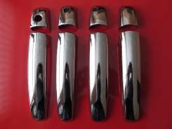 Накладка на ручки дверей. Suzuki SX4