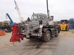 Kato KR-10H-L. Кран KATO 10 TONN 2012, 4 800 куб. см., 10 000 кг., 27 м.