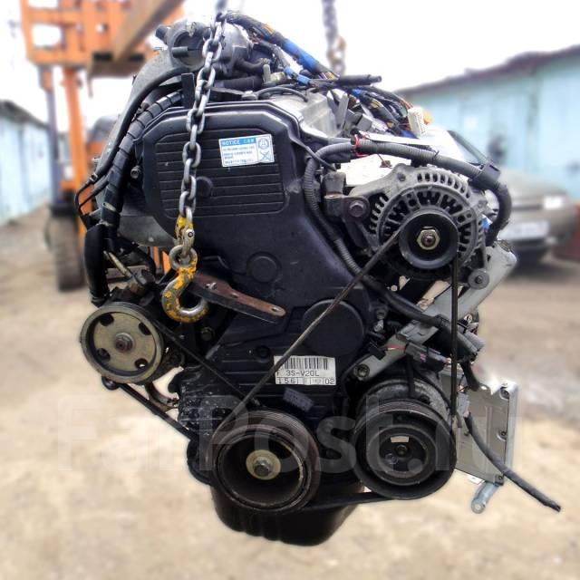 Контрактный б/у двигатель 3S-FE 2WD New на Toyota