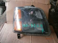 Фара. Suzuki Wagon R, MC22S