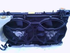 Вентилятор охлаждения радиатора. Subaru Forester, SG5, SG
