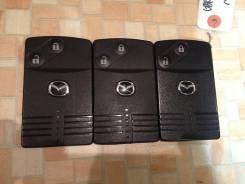 Ключ зажигания. Mazda Smart