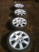 Комплект колес Avensis 215/45 R17 Kumho. 7.0x17 5x100.00 ET45