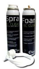 Комплект для очистки (Пена, Спрей) BC-Clean