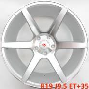 Vossen. 9.5x19, 5x114.30, ET35, ЦО 73,1мм.