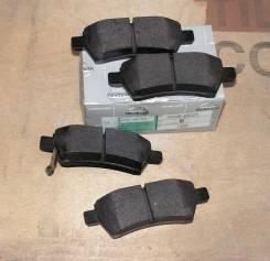 Колодка тормозная. Nissan Navara, D40 Nissan NP300 Nissan Pathfinder, R51M Nissan Xterra, N50 Двигатели: V9X, VQ40DE