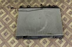 Радиатор охлаждения двигателя. Ford Fiesta Двигатель 1 4