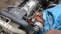 Двигатель в сборе. Isuzu Forward, 34 Двигатель 6HK1