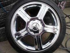 Mercedes. 7.0x17, 5x112.00, ET49