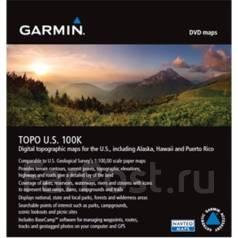 Garmin TOPO U. S. 100K MicroSD Card with SD Adapter (010-c1042-00)