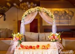 Свадебные Банкеты, юбилеи, дни рождения в ресторане Republic