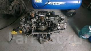 Двигатель в сборе. Subaru Forester Subaru Legacy Subaru Impreza Двигатель EJ201