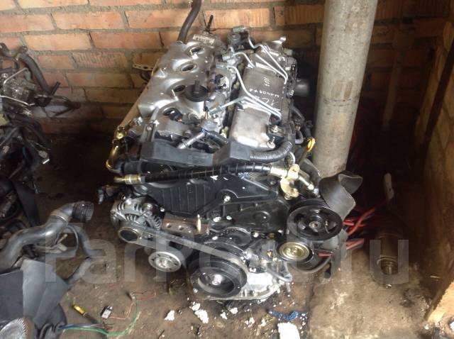 Контрактный (б/у) двигатель Toyota 1CD-FTV (Тойота 1Cdftv)